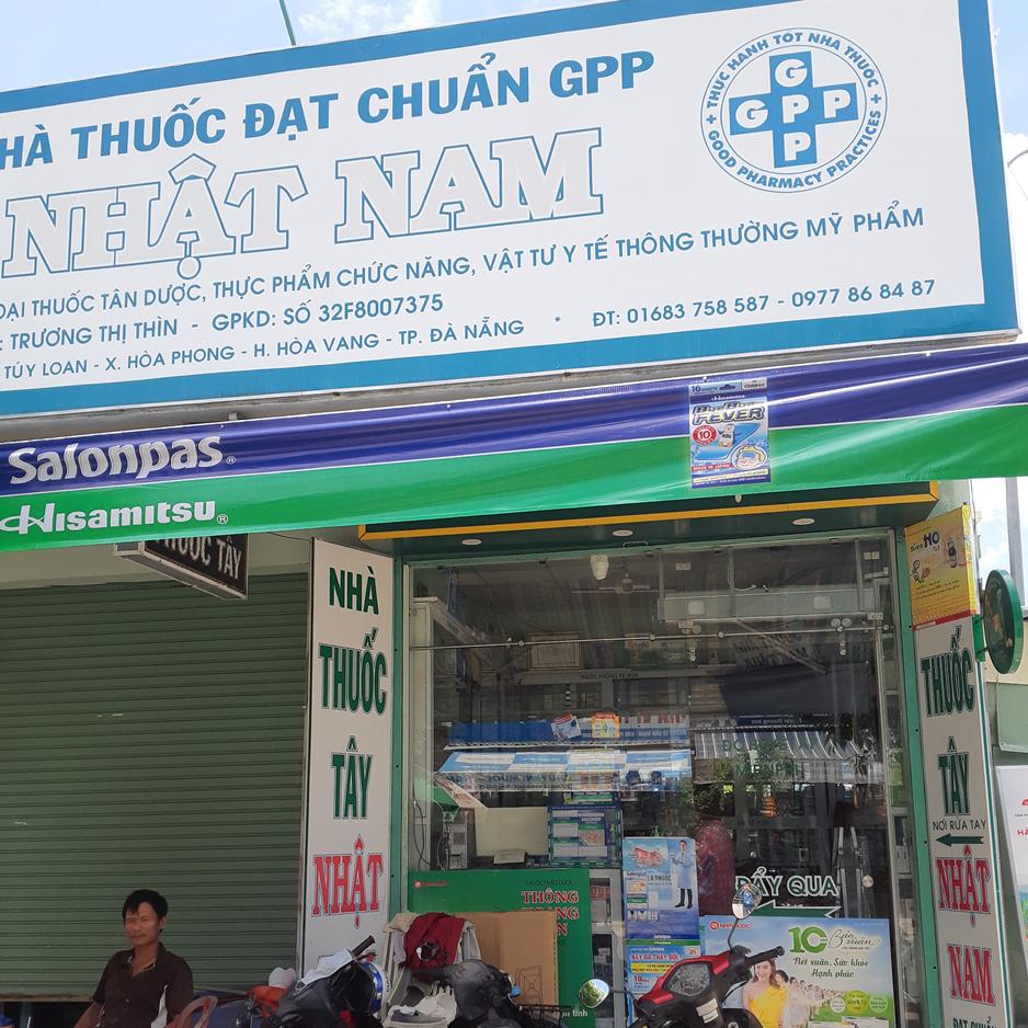 Nhà thuốc Nhật Nam