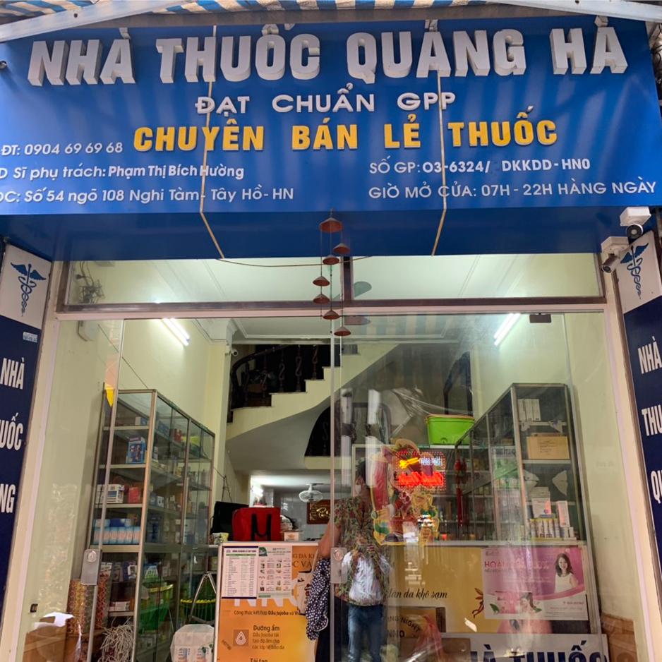 Nhà thuốc Quảng Hà