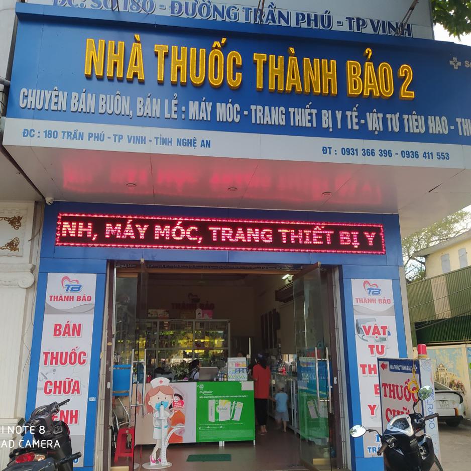 Nhà thuốc Thành Bảo