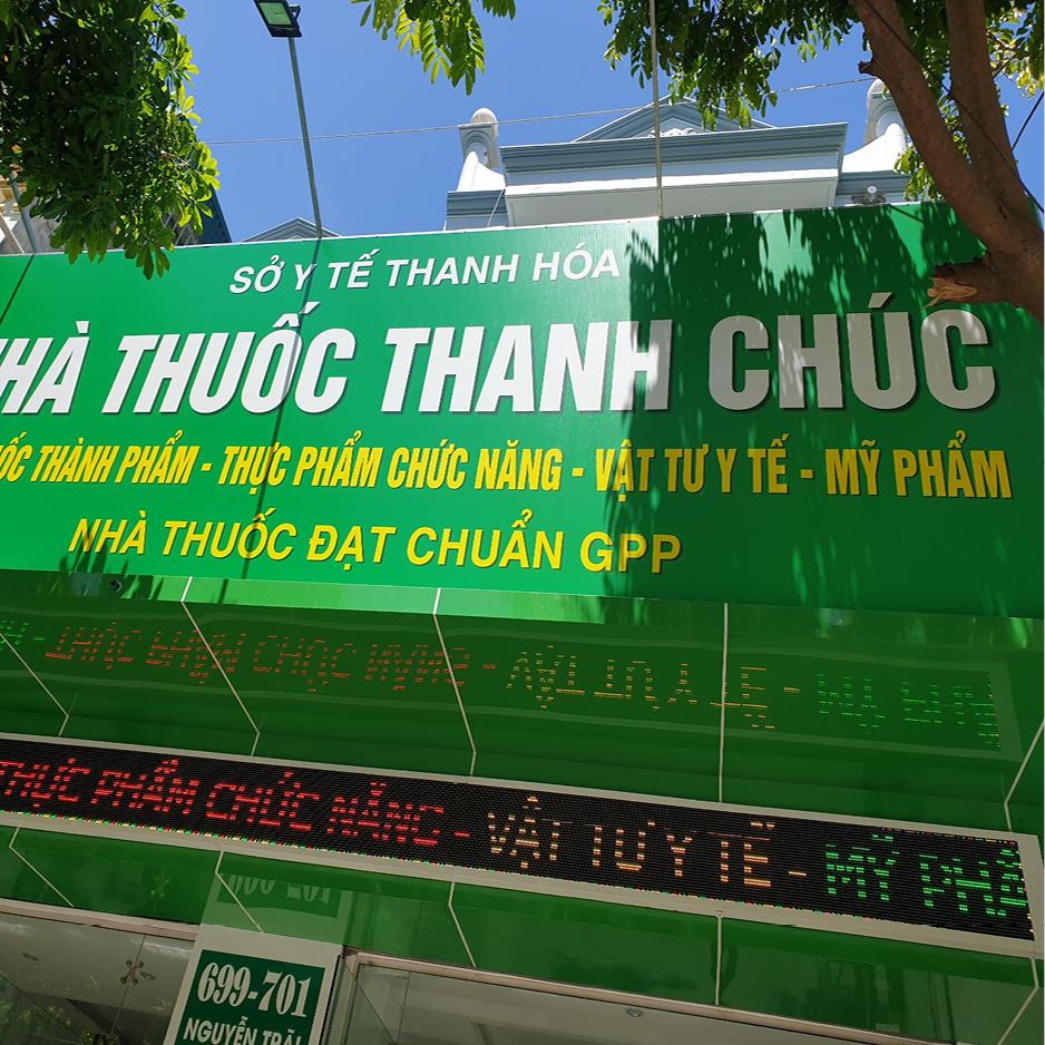 Nhà thuốc Thanh Chúc