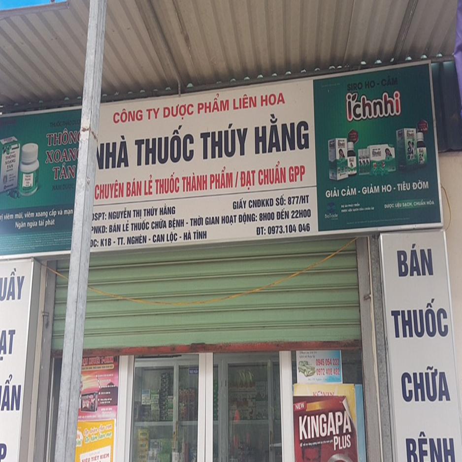 Nhà thuốc Thúy Hằng