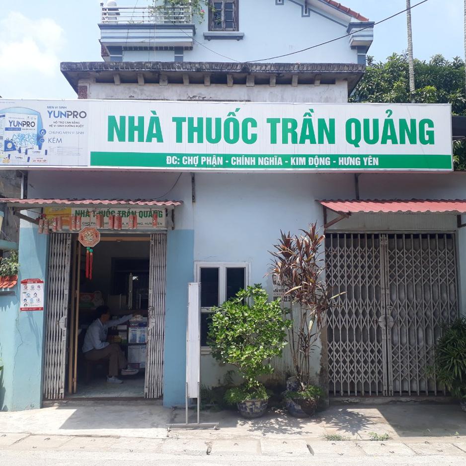 Nhà thuốc Trần Quảng