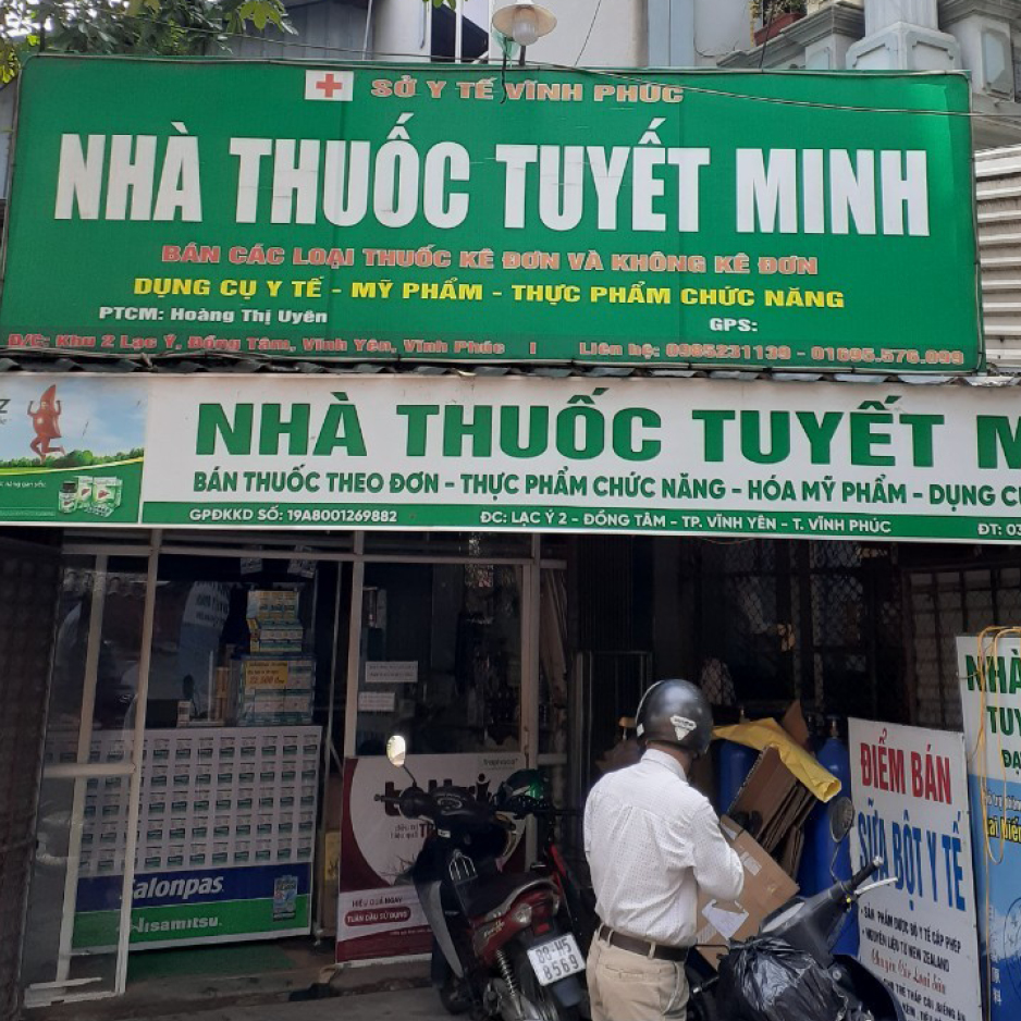 Nhà thuốc Tuyết Minh