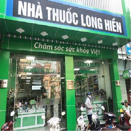 Nhà thuốc Long Hiền