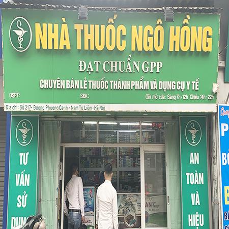Nhà thuốc Ngô Hồng