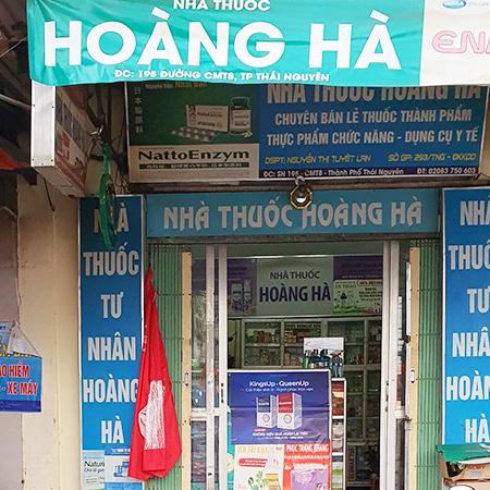 Nhà thuốc Hoàng Hà
