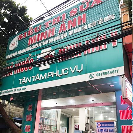 Nhà thuốc Minh Anh