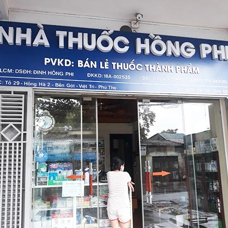 Nhà thuốc Hồng Phi