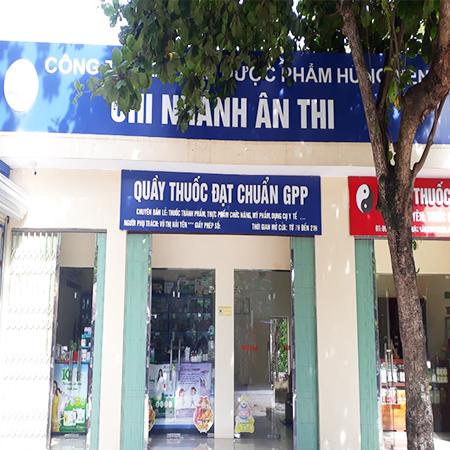 Quầy thuốc Nguyễn Trung Ngạn