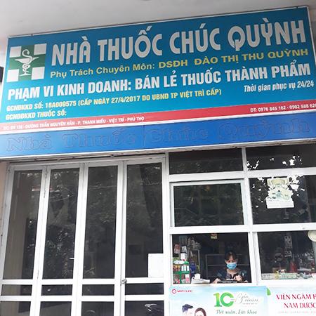 Nhà thuốc Chúc Quỳnh