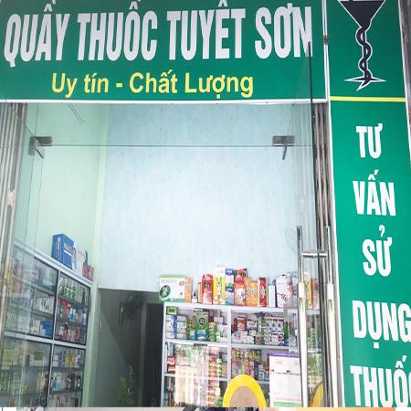 Quầy thuốc Tuyết Sơn
