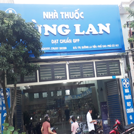 Nhà thuốc Tùng Loan