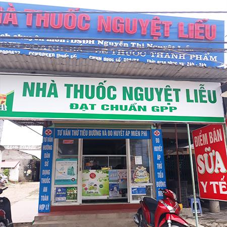 Nhà thuốc Nguyệt Liễu