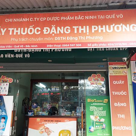 Quầy thuốc Đặng Thị Phương