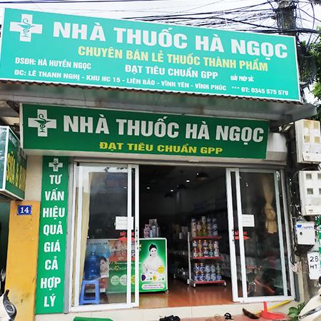 Nhà thuốc Hà Ngọc