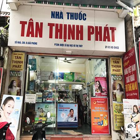 Nhà thuốc Tân Thịnh Phát