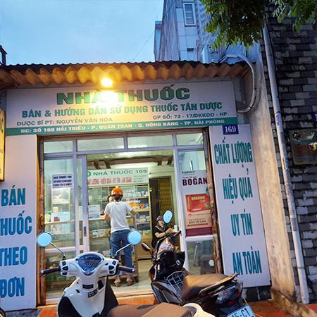 Nhà thuốc Ngọc Minh