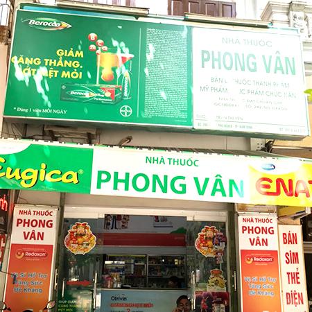 Nhà thuốc Phong Vân