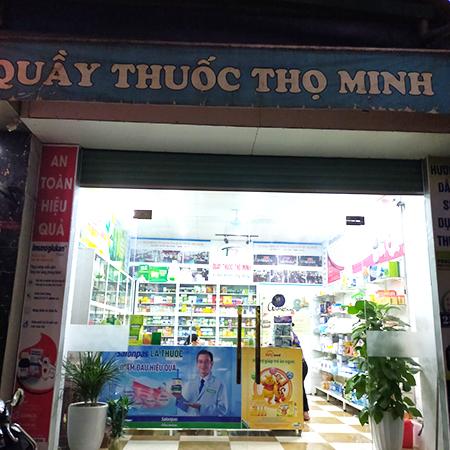 Quầy thuốc Thọ Minh