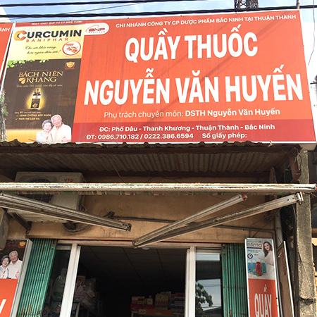 Quầy thuốc Nguyễn Văn Huyến