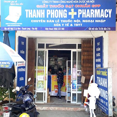 Quầy thuốc Thanh Phong