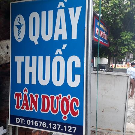 Quầy thuốc Nguyễn Thị Dung