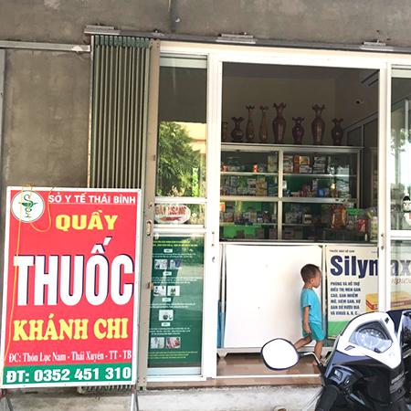 Quầy thuốc Khánh Chi