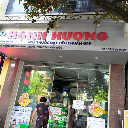 Nhà thuốc Hạnh Hương