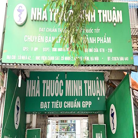 Nhà thuốc Minh Thuận