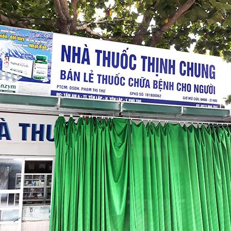 Nhà thuốc Thịnh Chung
