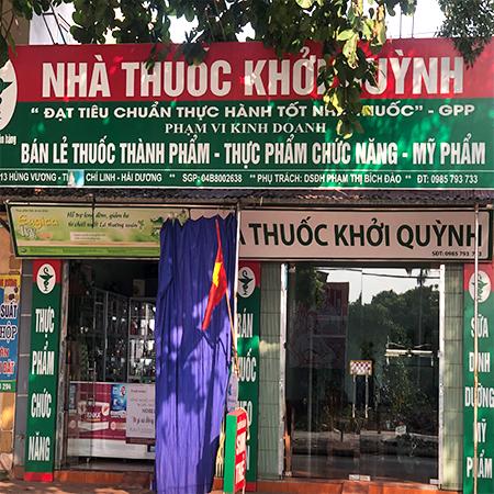 Nhà thuốc Khởi Quỳnh