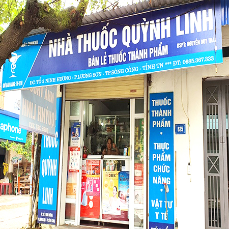 Nhà thuốc Qỳnh Linh