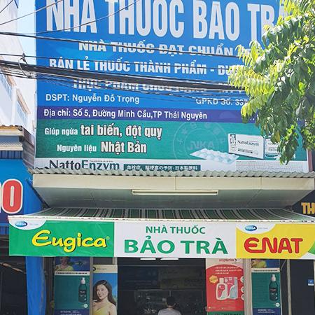 Nhà thuốc Bảo Trà