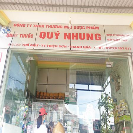 Nhà thuốc Quý Nhung