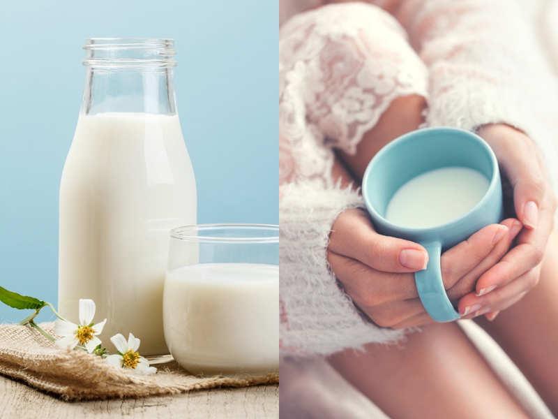 Sữa ít béo tốt cho người bệnh viêm cổ tử cung