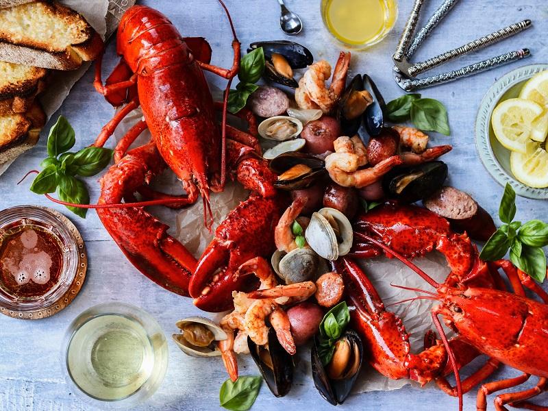 Người bệnh viêm cổ tử cung nên kiêng hải sản