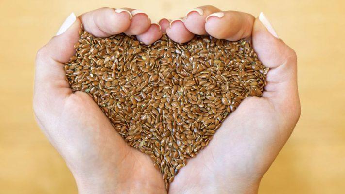 Hạt lanh là thực phẩm chứa rất nhiều estrogen