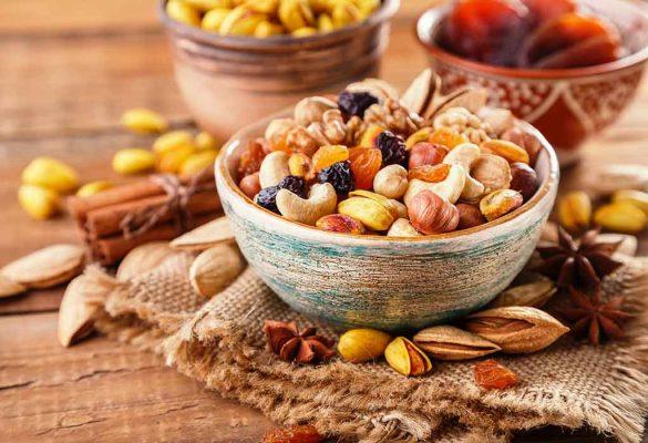 Nhấm nháp trái cây khô hàng ngày để bổ sung estrogen là cách quá đơn giản đúng không nào?
