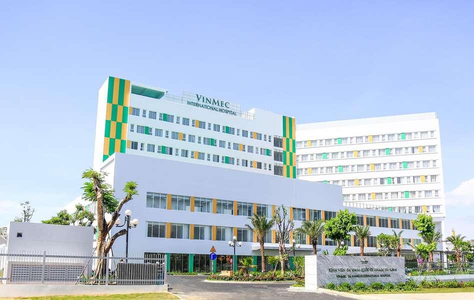 Bệnh viện đa khoa Quốc tế Vinmec hiện đại và đẳng cấp