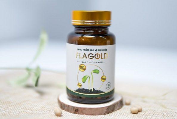 Flagold là một loại thuốc làm tăng nội tiết tố nữ có nguồn gốc tự nhiên