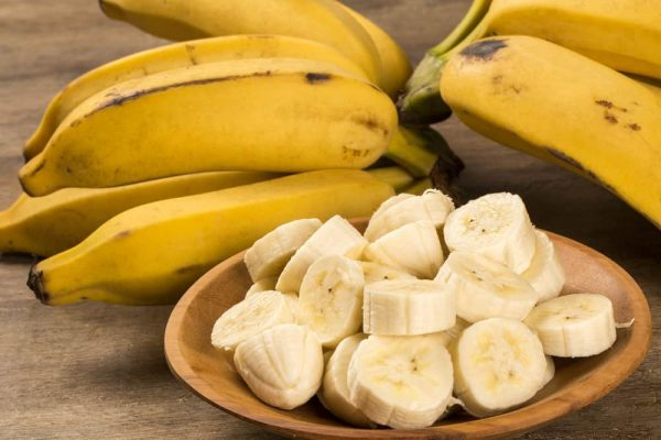 Chất kali trong chuối giúp hỗ trợ tốt cho quá trình tiêu hóa