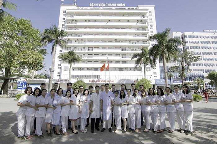 Bệnh viện Thanh Nhàn là một trong những địa chỉ khám chữa tuyến đầu tại Hà Nội