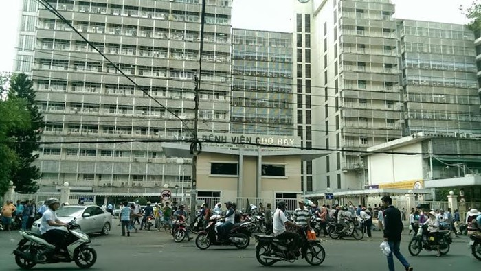 Bệnh viện Chợ Rẫy là địa chỉ khám và điều trị các bệnh về đường tiêu hóa đáng tin cậy