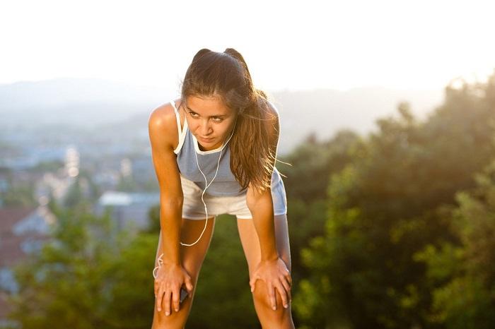 Tập thể dục quá mức gây suy giảm nội tiết tố nữ