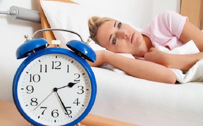 Mất ngủ do suy giảm nội tiết tố nữ