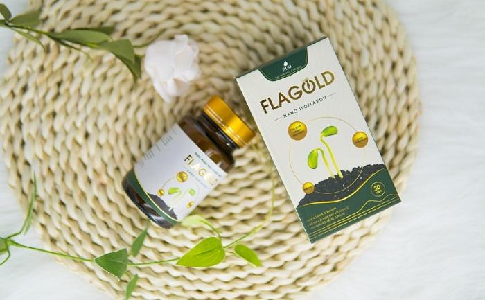 Viên uống Flagold giúp cải thiện suy giảm nội tiết tố nữ