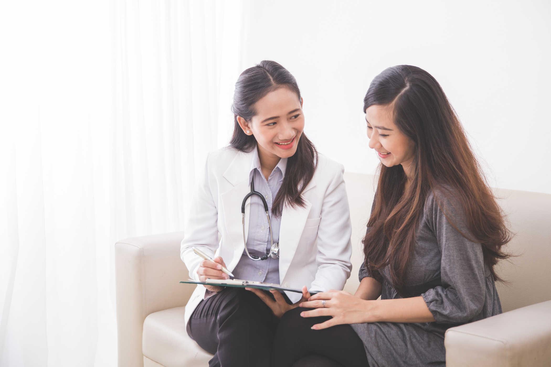 Để xác định u nang buồng trứng có gây vô sinh không bệnh nhân cần phải được thực hiện các xét nghiệm tổng quát.