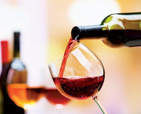 Uống 1 ly rượu vang mỗi ngày giúp cân bằng nội tiết tố hiệu quả