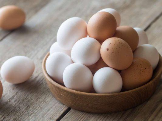 Trứng chứa hàm lượng protein kích thích sản sinh Estrogen
