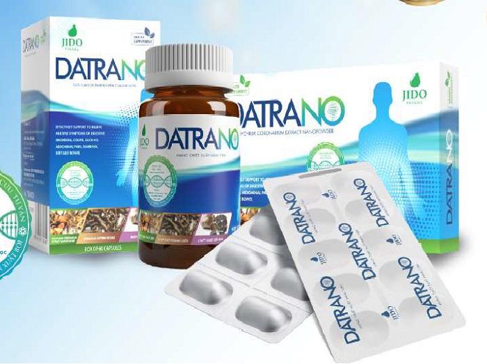 Datrano giúp xua tan nỗi lo bệnh viêm đại tràng và hội chứng ruột kích thích